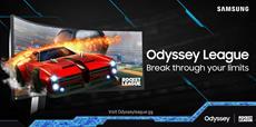 Break through your limits: Die Samsung Odyssey League kehrt zurück