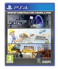 Bridge Constructor Compilation jetzt auf PlayStation<sup>&reg;</sup>4 | Headup