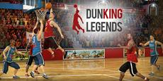 Dunking Legends startet in die Closed Beta