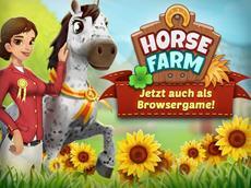 Horse Farm sattelt um