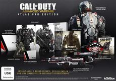 Call of Duty: Advanced Warfare: Hochwertige Collector's Editions mit zahlreichen Bonus-Inhalten