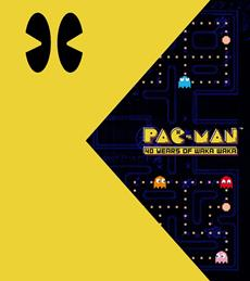 Cook and Becker and Bandai Namco Announce PAC-MAN 40th Anniversary Book