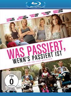 Review (Blu-Ray): Was passiert, wenn's passiert ist