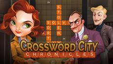 Crossword City Chronicles Out Today on Steam