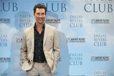 DALLAS BUYERS CLUB - Matthew McConaughey begeistert Berlin