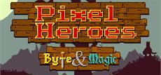 Das durchgeknallte Retro-RPG 'Pixel Heroes: Byte & Magic' ab heute auf Steam verfügbar