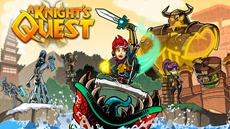Das epische Abenteuer 'A Knight's Quest' bringt im Herbst klassische Action-Adventure-Kost auf PC und Konsolen