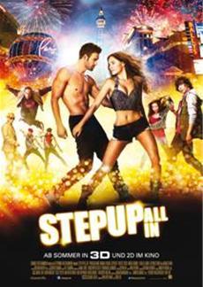 Das große STEP UP QUIZ zum Kinostart von STEP UP ALL IN am 7.8.2014