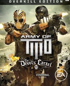 Demoversion von Army of TWO The Devil's Cartel angekündigt