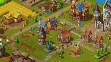 """Der mit Spannung erwartete Strategie-Hit """"Townsmen"""" erscheint heute auf Steam"""