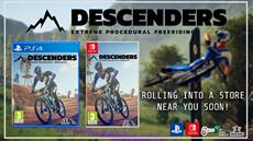 Descenders coming to PS4 and Switch at retail, thanks to Sold Out co-publishing agreement