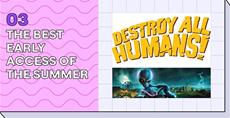 Destroy All Humans! is nominated at the Twitch Chat's Choice Awards