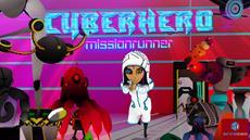 """Deutscher Entwickler veröffentlicht """"Cyber Hero - Mission Runner"""" am 24. März"""