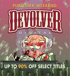 Devolver Digital Publisher Weekend auf Steam - feiern, bis die Hausbank die Kreditkarte blockiert