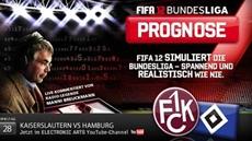 Die FIFA 12 Bundesliga Prognose: Schafft der HSV den erhofften Befreiungsschlag?