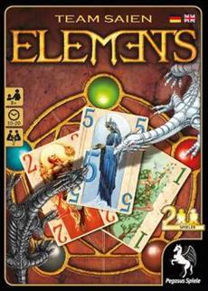 Die Pegasus Spiele 2-Spieler-Reihe erhält elementaren Zuwachs