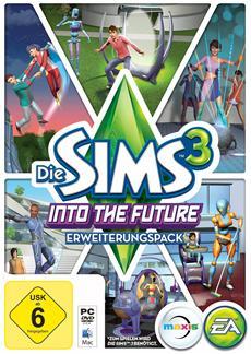 Die Sims 3 Into the Future ab heute erhältlich