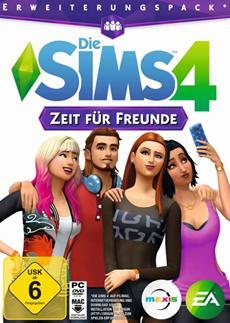 Die Sims 4 Zeit für Freunde ist ab sofort erhältlich