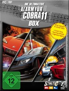 Die Ultimative Alarm für Cobra 11-Box ab heute im Handel erhältlich