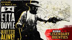 Diese Woche in Red Dead Online: Legendäre Kopfgeldjagd auf Etta Doyle, wöchentliche Sammlerliste & mehr