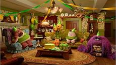 Disney/Pixars Party Zentrale als Vorfilm zu Muppets most wanted
