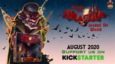 Dracula Around the World Tour & Free Pen&Paper Game