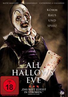 DVD/BD - VÖ | All Hallows´ Eve