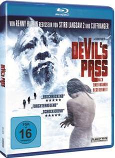 DVD/BD: DEVIL'S PASS - Tod in der weissen Hölle - ab 28.01.14