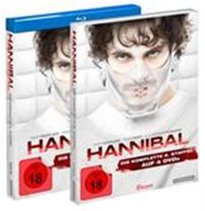 DVD/BD-VÖ | Die 2.Staffel HANNIBAL ab dem 04. Dezember neu im Heimkino!