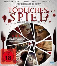 "DVD/BD-VÖ | ""Tödliches Spiel - Would you rather?"""