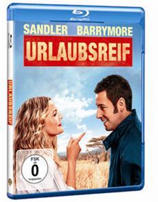 DVD/BD-V&Ouml; | &quot;Urlaubsreif&quot; ab 9. Oktober 2014 bei Warner Home Video Germany auf Blu-ray<sup>&trade;</sup> und DVD
