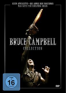 Gewinnspiel | Bruce Campbell Collection