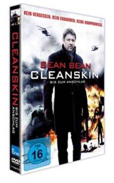 DVD-VÖ   CLEANSKIN – Bis zum Anschlag