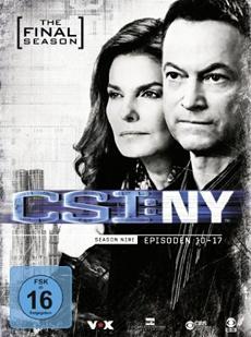 Gewinnspiel | CSI: NY - Season 9.2
