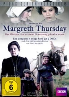 """DVD-Veröffentlichung der Kultserie """"Margreth Thursday - Das Mädchen, das an einem Donnerstag gefunden wurde"""" am 24.05.2013 auf DVD"""