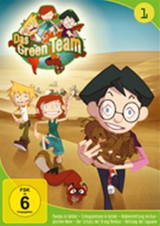 Das GreenTeam: Öko-Abenteuer auf 3 DVDs