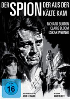 DVD-VÖ   Der Spion der aus der Kälte kam - erstmals auf DVD, VÖ 22.02.2013