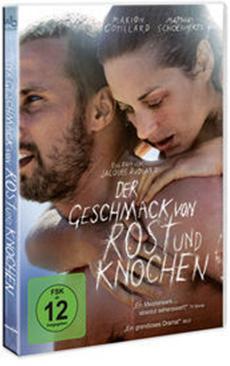 BD/DVD-VÖ   Der Geschmack von Rost und Knochen