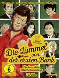 DVD-VÖ | LAUSBUBENGESCHICHTEN und DIE LÜMMEL VON DER ERSTEN BANK