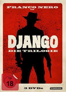 Django – Die Trilogie / Steel Edition