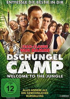 Special Komödien mit Actionstars - DSCHUNGELCAMP - Welcome to the Jungle