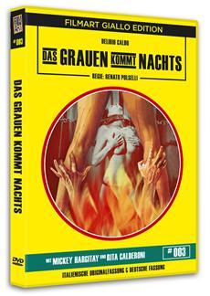 GIALLO EDITION NR.03 - DAS GRAUEN KOMMT NACHTS - IM SEPTEMBER!