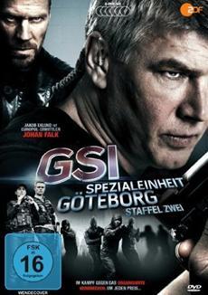 DVD-VÖ   GSI – SPEZIALEINHEIT GÖTEBORG ab 02.11.2012 neu auf DVD und Blu-ray!