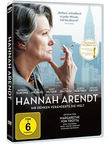BD/DVD-VÖ | Hannah Arendt
