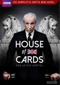 DVD/BD-VÖ | Dritte Mini-Serie HOUSE OF CARDS - Release vorgezogen!