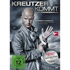 DVD-VÖ   KREUTZER KOMMT... INS KRANKENHAUS mit Christoph Maria Herbst