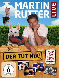 DVD-VÖ | MARTIN RÜTTER LIVE! DER TUT NIX!