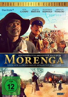 """VD-Veröffentlichung der 3-teiligen Abenteuerserie """"Morenga"""" am 15.11.2013"""