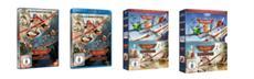DVD/BD-VÖ | Planes 2 - immer im Einsatz: 2 heiße Bonus-Clips heben ab