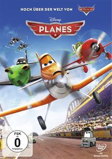 Planes: Spannende Bonus-Clips im heutigen Bordprogramm